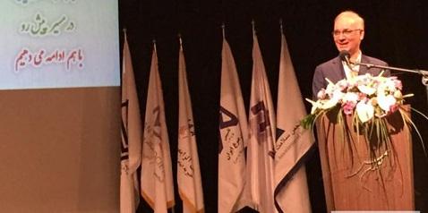 مراسم تجلیل از دکتر ایازی توسط سازمان های مردم نهاد، موسسات خیریه و خیرین