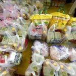 سبد غذایی بین نیازمندان البرزی توزیع میشود