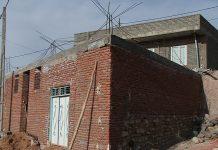 ساخت منازل اسیب دیده نیازمندان توسط انجمن خیریه مسکنساز مهر