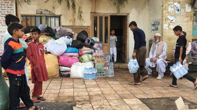 اعلام آمادگی سازمان های مردم نهاد و خیرین سلامت به سیل زدگان سیستان وبلوچستان