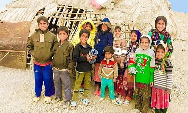 کمپین خرید کفش برای روستاهای بشاگرد