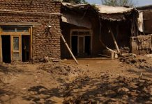 کمک موسسات خیریه بینالمللی به اتباع خارجی سیلزده گلستان