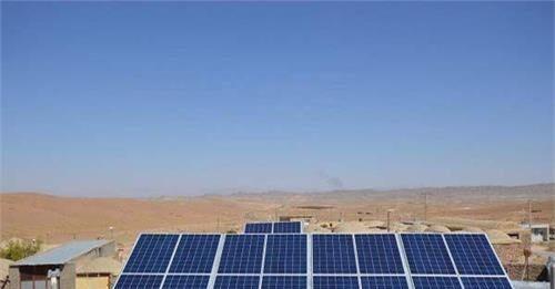 تولید سالانه ۱۸ میلیون کیلووات برق توسط مددجویان کمیته امداد