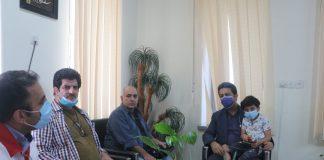 کمک میلیاردی مرکز خیریه خادمین علی بن ابیطالب(ع) به هلال احمر گلستان